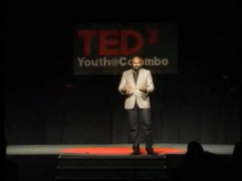 I See Something !!- Dananjaya Hettiarachchi At Tedxyouthcolombo video