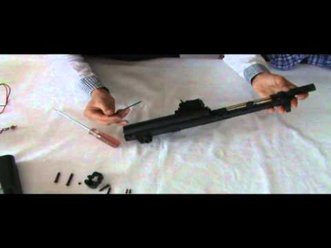 Classic Army MP5A2 Disassembly Raven Airsoft Reviews