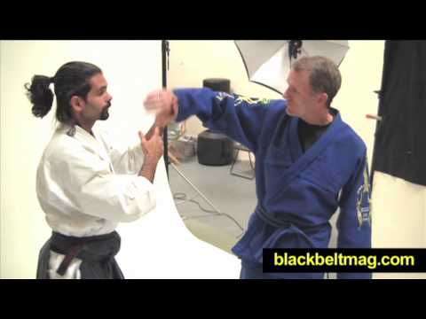 Aikido Techniques: Guillermo Gomez Shows You How Aikido Moves Can Be Used Against Chokes Image 1