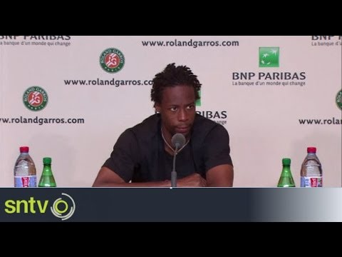 Gael Monfils saddened by speed of fifth set