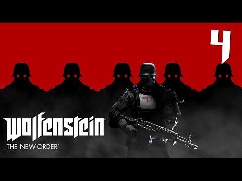 Прохождение Wolfenstein: The New Order — Часть 4: Реабилитация