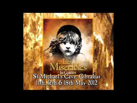 Les Miserables In Concert, St Michaels Cave, Gibraltar - Radio Interview