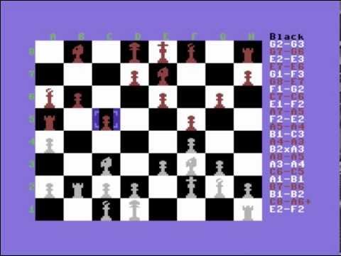 cc65 Chess
