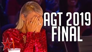 America's Got Talent 2019! | WEEK 16 | FINAL | Got Talent Global