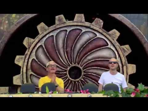 Tomorrowland 2014 | Above & Beyond (Blue Sky Action)
