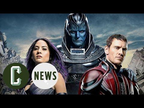 Collider News - Bryan Singer Discusses New X-Men Timeline