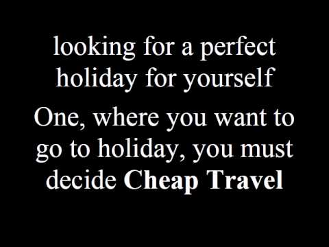 Where to Find Cheap travel Packages.avi