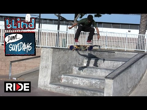 Kevin Romar At Paramount Park - Blind Damn Sundays