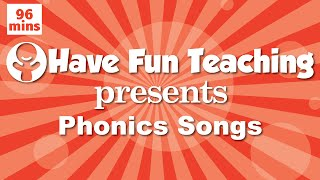 Video PHONICS SONGS - Alphabet Letter