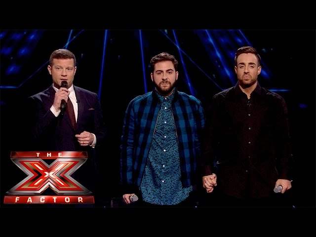 Stevi Ritchie leaves the competition | Live Results Wk 7 | The X Factor UK 2014