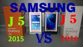 Samsung J5 2016 & j5 2015. J500 vs J510 битва бестселлеров!!!