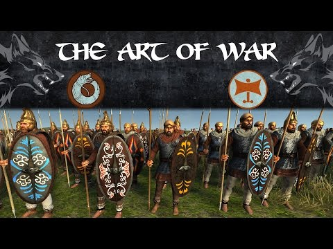 The Art of WAR!   Getae vs Odrysian Kingdom   Total War Rome 2 Online Battle