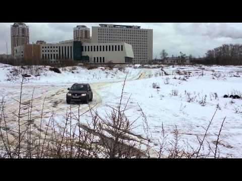 Первые испытания 3-х дверного Suzuki Grand Vitara 2013