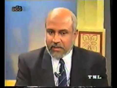 Minister Ashraf & Hon. Soma Himi (TNL Disscussion)