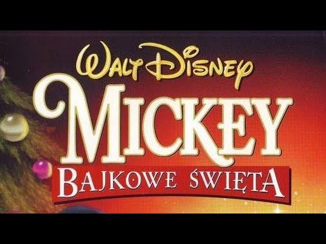 Mickey: Bajkowe Święta - Disneycember DVD (24)