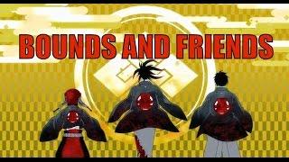 //ASMV// - BONDS AND FRIENDS