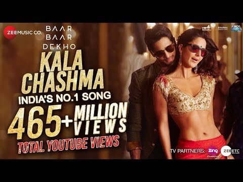 indian songs 2018 new - KALA CHASHMA FULL DJ MIX