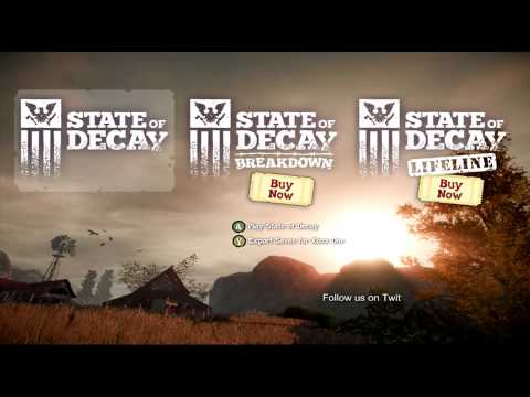 How to Import State of Decay Save from Xbox 360 to
