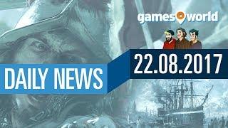 Gamescom Edition - mit Age of Empires 4, Anno 1800 und mehr   Gamesworld Daily News - 22.08.2017