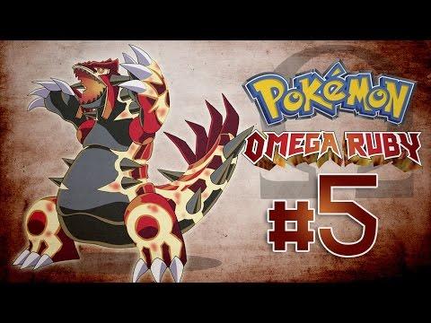 Pokémon Rubí Omega Ep.5 - LEVAMOS ANCLAS Sr Arenque!
