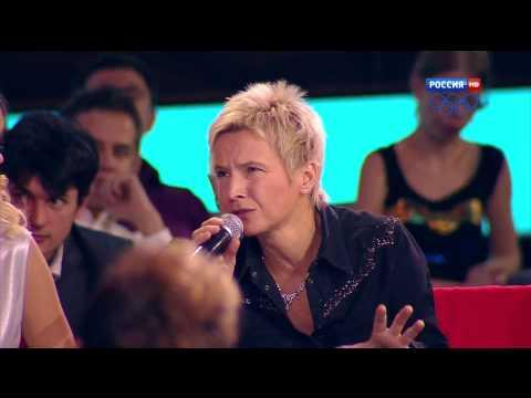 Светлана Сурганова в программе Живой звук. Эфир 23 ноября 2013 г.