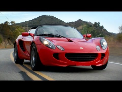 Lotus Elise Review - Everyday Driver