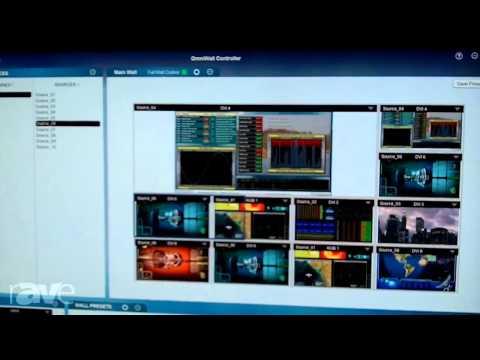 InfoComm 2013: RGB Explains the OmniWall