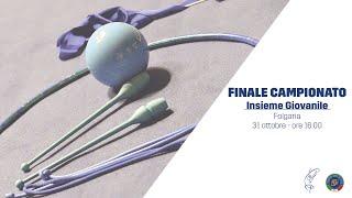 Folgaria - Finale Campionato Insieme Giovanile - Ginnastica Ritmica