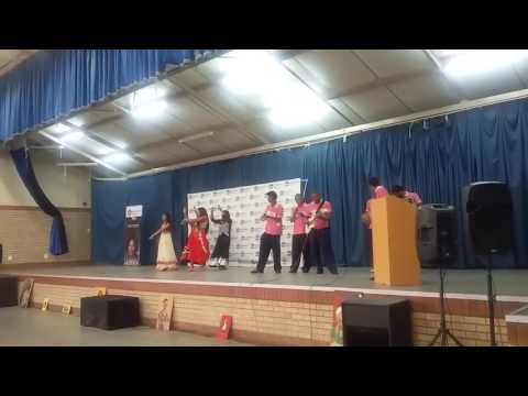 Arts and Culture - Indian Traditional dancing - Ozizweni, Newcastle, South Africa 18.11.16