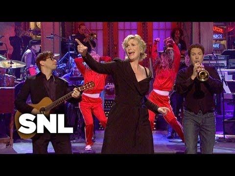 Jane Lynch Monologue - Saturday Night Live