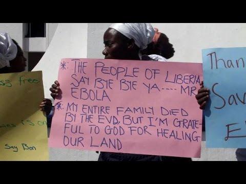 Le Liberia célèbre sa sortie de l'épidémie Ebola