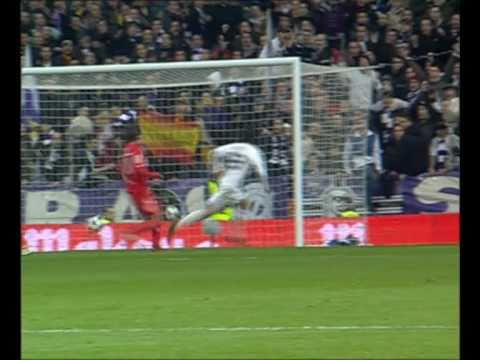 Ozil´s goal against Sevilla