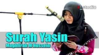 Maghfirah M Hussein Surat Yasin Full Y_studio Recording Qurran Recitation Tillawat