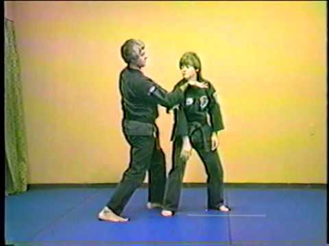 Jim Mitchell - Kenpo Karate Self-Defense Techniques Image 1