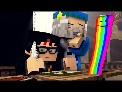 Minecraft Parody Animation : HARRY POTTER!