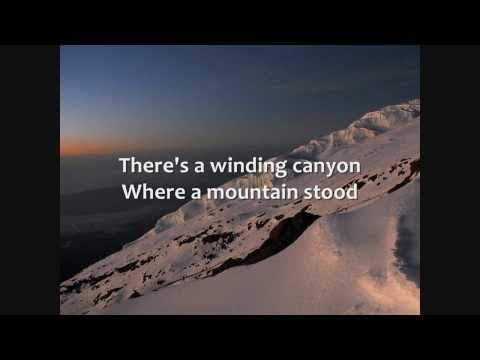 Brandon Heath - Only Water - Lyrics
