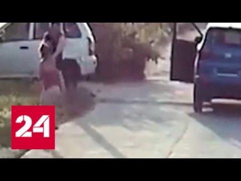 Избиению женщины в Волжском предшествовал застарелый конфликт