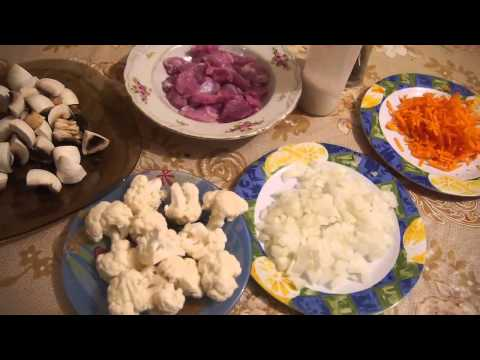 Как приготовить замороженных мидий - видео