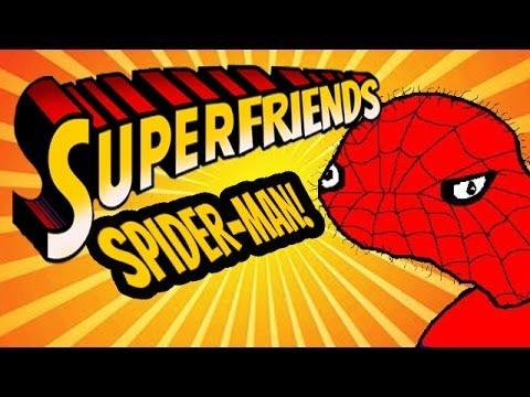 Spider-Man: Kingpin's Arcade's Revenge - The Amazing Superfriends