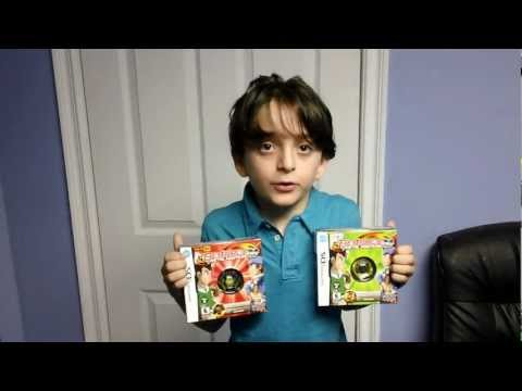 Beyblade (Toupie) NINTENDO DS Game Unboxing Choose Part 1