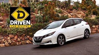 2018 Nissan Leaf Preview