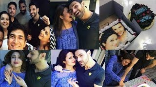 Divyanka Tripathi & Vivek Dahiya Pre-Wedding Party Photos