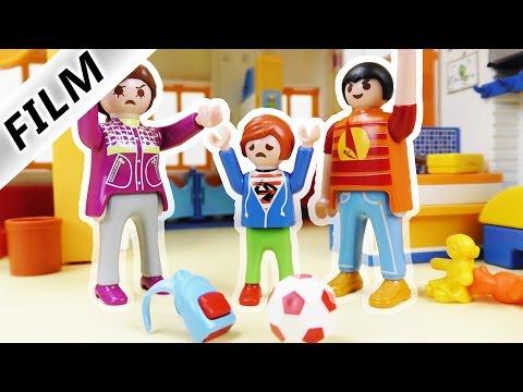 Playmobil Film Deutsch - JULIAN KLAUT IN DER KITA?! WAS HAT DER GROßE DAMIT ZU TUN? Familie Vogel