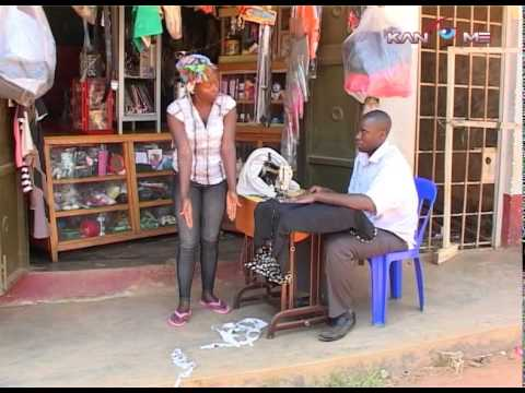 The Tailor  Kansiime Anne - African Comedy