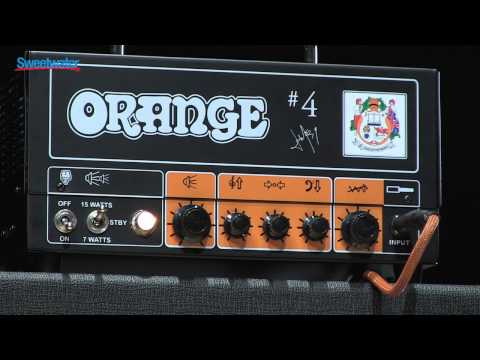 Orange Jim Root Terror Amplifier Demo - Sweetwater Sound