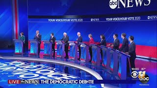 2020 Democratic Candidates Leave Viewers Shocked In Debate