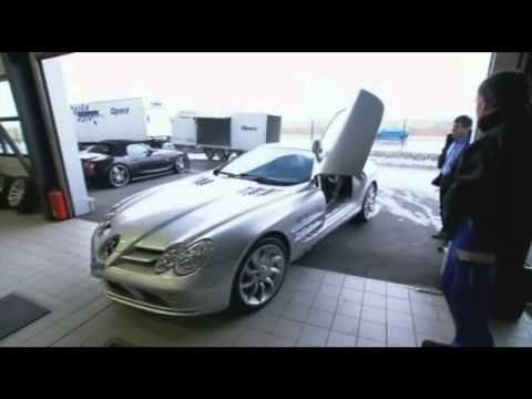 Das Millionen Tuning Aufmotzen fr Superreiche Mercedes SLR Part 1/4 HD