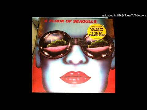 A Flock Of Seagulls – I Ran [Album Version '82]