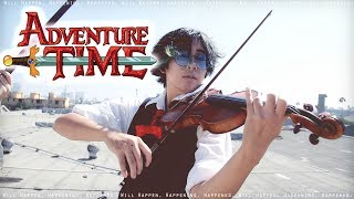 Time Adventure (violin cover) ~ Adventure Time