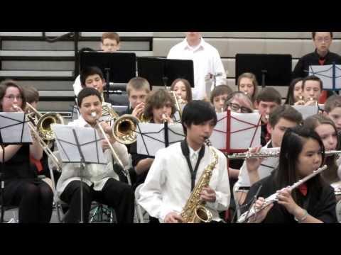 Lynnwood High School Quad Concert